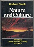 Nature and Culture, Barbara Novak, 0195026063