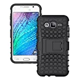 AJM Samsung Galaxy Z2 Defender Stylish Hard Back Armor Shock Proof Case Cover with Back Stand Feature