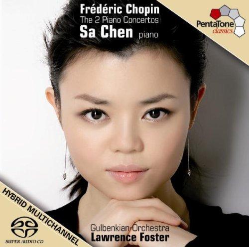 陳薩 (Chen Sa) – Chopin: The 2 Piano Concertos (2008) SACD ISO