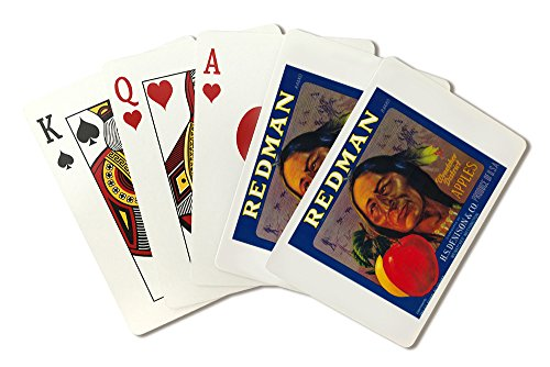 Playing Card Deck - 52 Card Poker Size with Jokers) ()