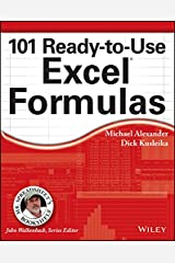 101 Ready-to-Use Excel Formulas (Mr. Spreadsheet's Bookshelf) Kindle Edition