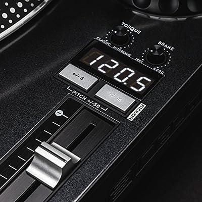Reloop RP-8000 STRAIGHT tornamesa para dj Direct drive DJ ...