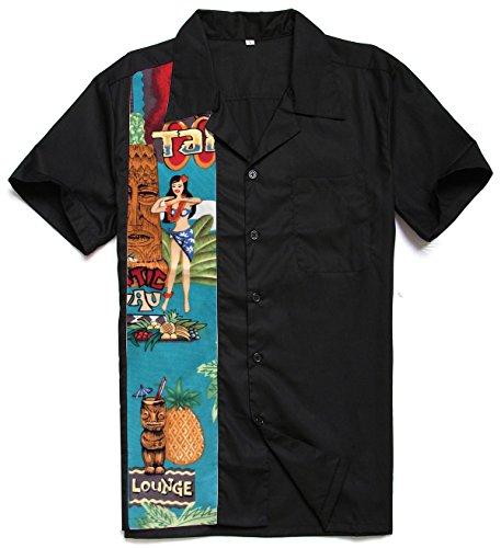 60s style dress shirt - 5