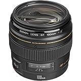 Canon EF 100mm f/2 USM Lens International Version (No warranty)