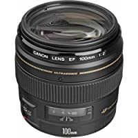 Canon EF 100mm f/2 USM Lens International Version (No warranty)