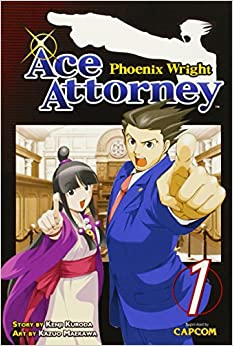 Book Phoenix Wright: Ace Attorney, Volume 1