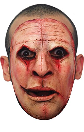 Morris Serial Killer 1 Adt Latex Face Mask Halloween Costume +eBook - Adt Costume