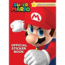 Super Mario Official Sticker Book (Nintendo)