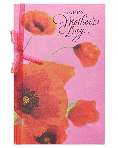 American Greetings Better Place Mothers Day Greeting Card with Glitter