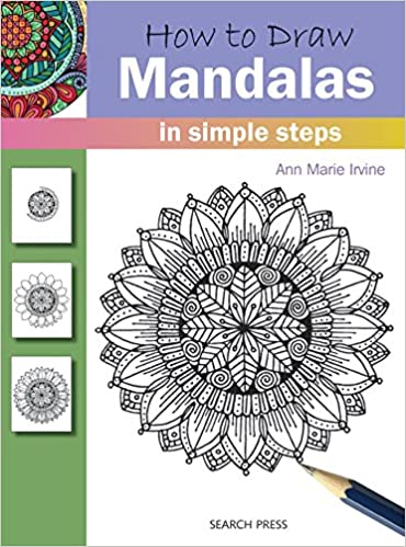 Amazon Com How To Draw Mandalas In Simple Steps 0499992133719