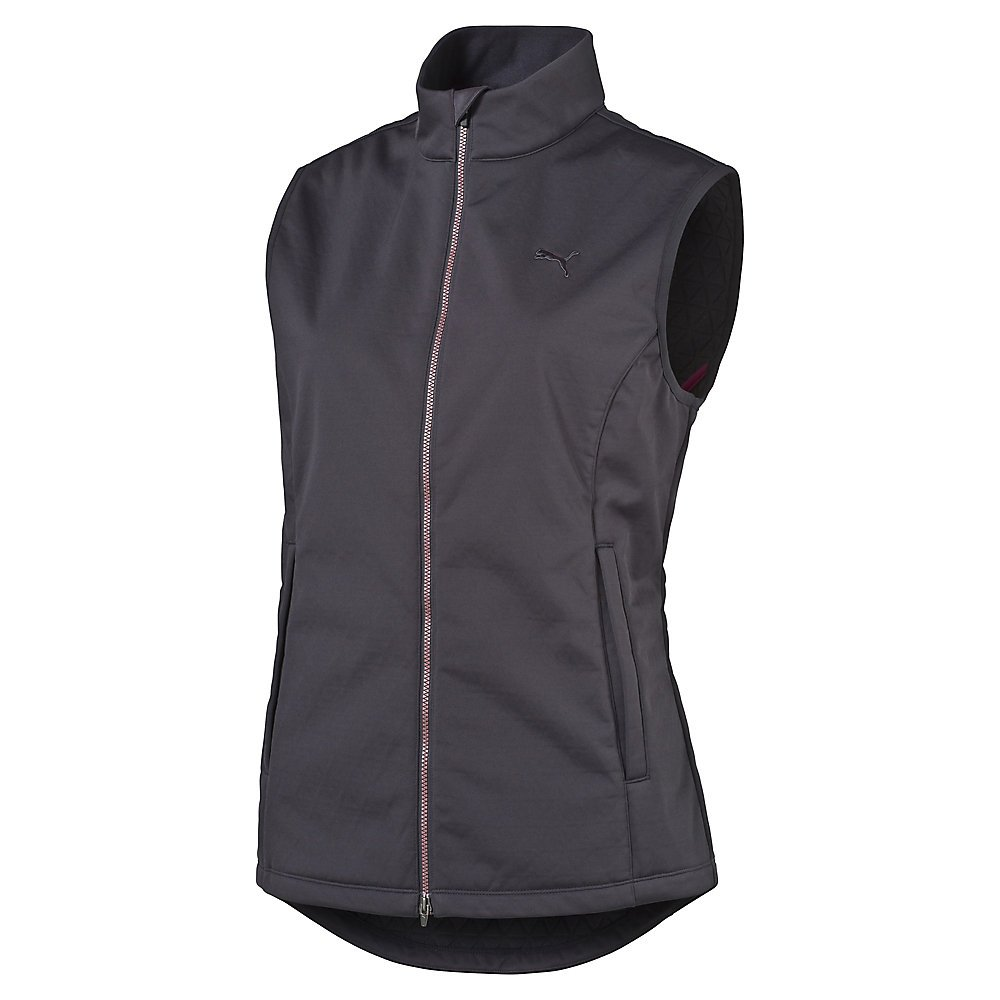 PUMA Golf Womens W pwrwarm Wind Vest, Periscope, Medium by PUMA (Image #1)