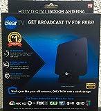 Best Hdtv Antenna For Basements - Clear TV X-72 HDTV Digital Indoor Antenna ImprovedAS Review
