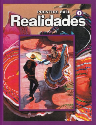 Realidades level 1 student edition by boyles met sayers wargin.