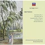 Eloquence: Beethoven: Symphonies 1 - 4; Coriolan Overture [2 CD]