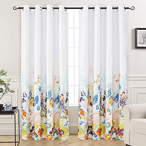 Best grommet curtains multi color to buy in 2019