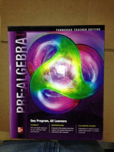 Glencoe Pre-Algebra Tennessee Edition