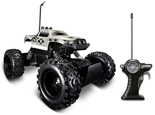 Rock Crawler Suspension (Maisto R/C 27Mhz (3-Channel) Rock Crawler Radio Control Vehicle (Colors May Vary))