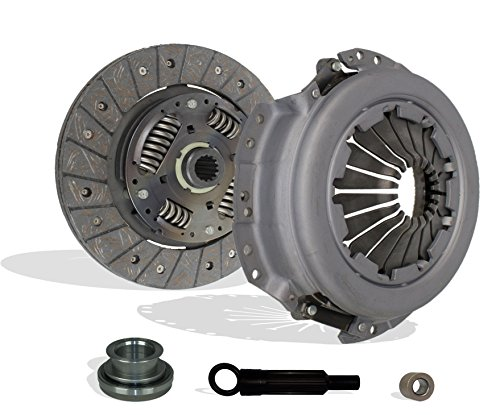Gmc S15 Clutch - Clutch Kit Works With Chevy Gmc S10 S15 Blazer Sonoma Sierra Jimmy Base EL SLE SLS Tahoe High Sierra Gypsy Sport Timberline Durango 1985-1993 2.8L V6 2.5L L4 GAS OHV Naturally Aspirated