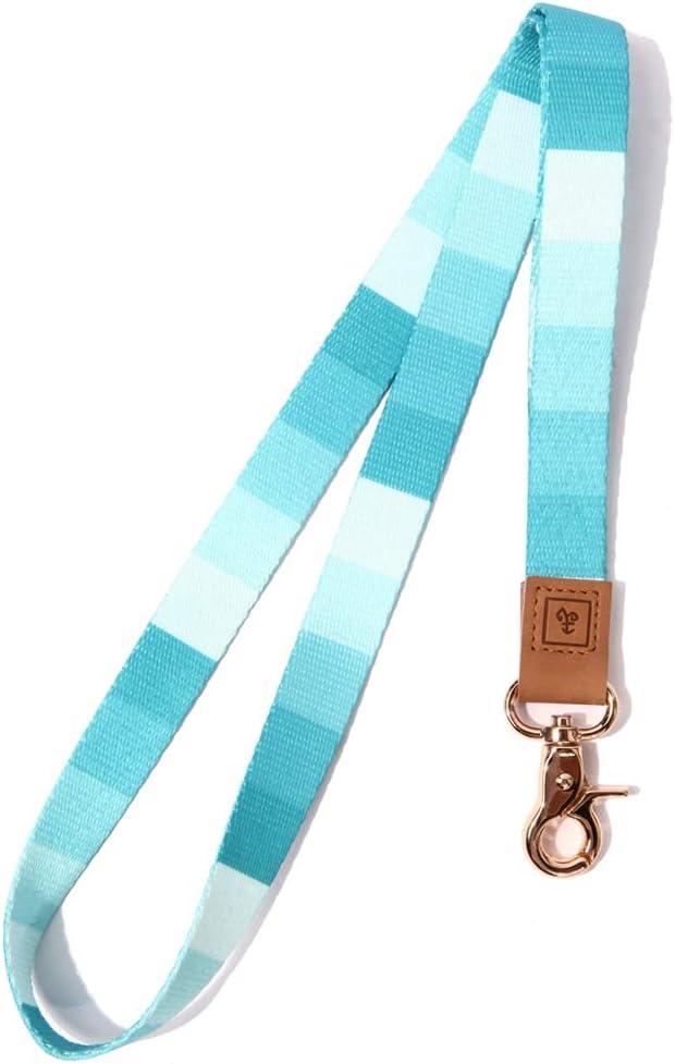 ruiruiNIE Perlas Correa para el Cuello Larga Lanyard Keyring Keychain Holder Collar para tel/éfono m/óvil