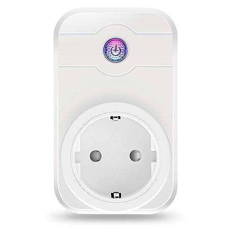 Wifi Steckdose, ELEGIANT Smart Wifi WLAN Home Steckdose intelligente Funksteckdose Wifi Adapter + eFamilyCloud App Switch mit