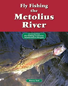 Fly Fishing Metolius River Southeastern ebook product image
