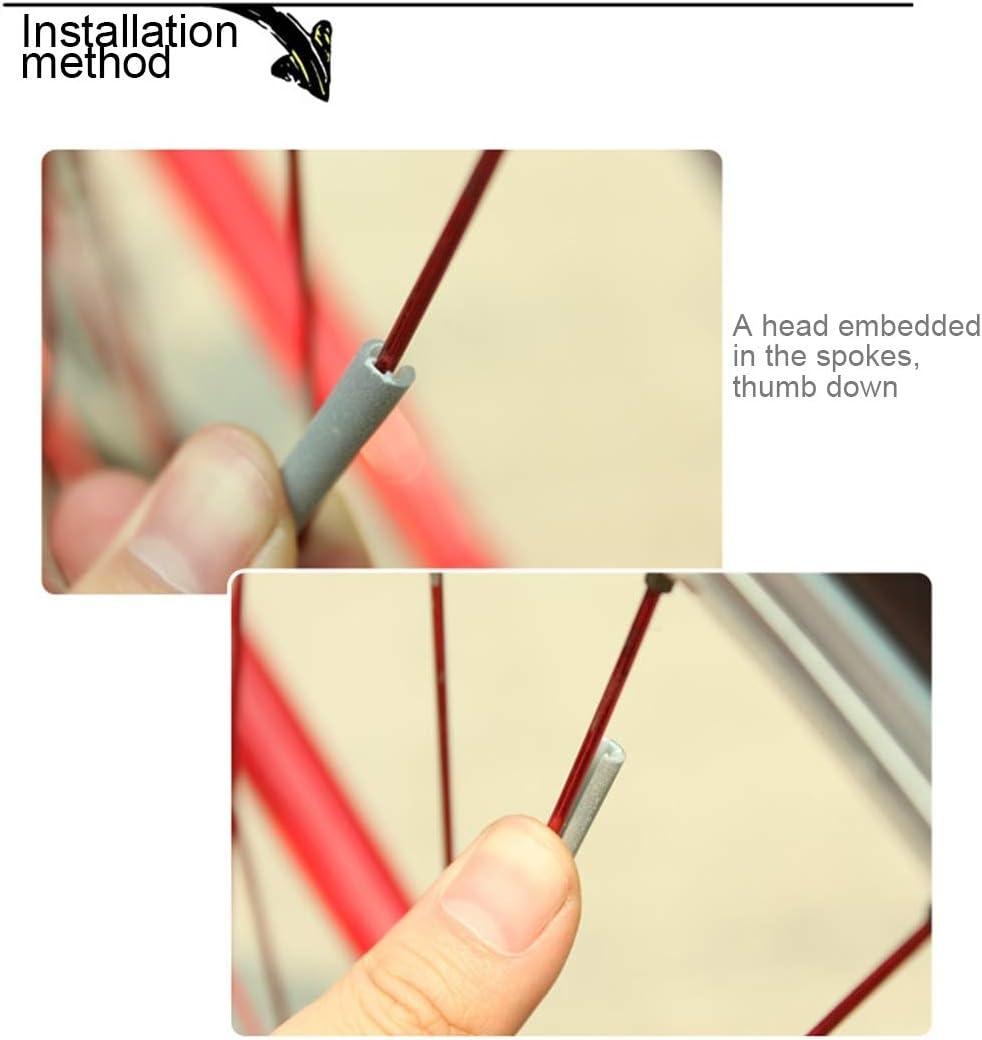 Lanbinxiang@ Bandeau de Voyant réfléchissant de Pince de Montage réfléchissante pour réflecteur de Montage, Taille: 7.5x0.5x0.5cm (Simple) sécurité (Couleur : Argent) Vert