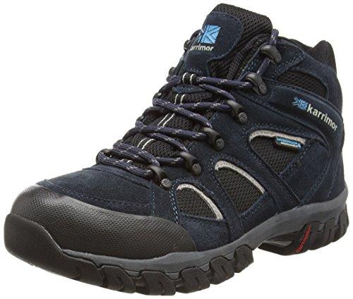 Karrimor Hautes Randonnée Bleu Chaussures Homme EU Weathertite 40 Navy de r4PHrq