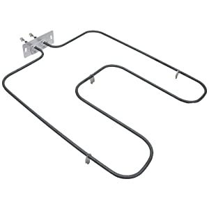 Compatible Oven Bake Heating Element for General Electric JKP07J3, General Electric JRP03GJ1, General Electric JKP37GL1WG, General Electric JKP97G06 Range