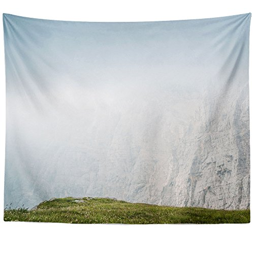 Westlake Art Wall Hanging Tapestry - Mountain Wall - Photography Home Decor Living Room - 68x80in (a56z)