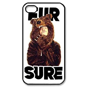 Cute Workaholics Apple Iphone 4S/4 Case Cover Snap on Hard Plastic by ruishernameMaris's Diary