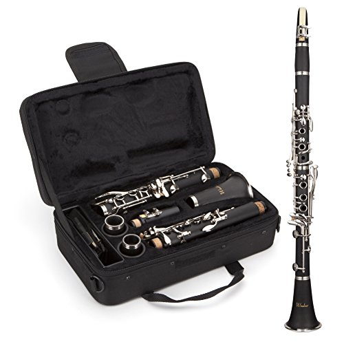 Windsor MI-1003 Student Bb Clarinet, Includes Hard Case by Windsor