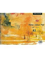 ZT Water Colour Pad, A3 Portrait, 24 Sheets by Eprint Studio