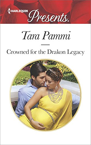Crowned for the Drakon Legacy (The Drakon Royals)