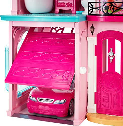 Buy Barbie Dream House Online At Low Prices In India Amazonin Fascinating Make Your Own Barbie Furniture Property