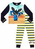 ThePyjamaFactory Boys CBeebies Bing Pyjamas Bing and Hoppity PJS (12-18 Months)