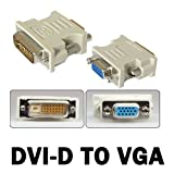 DVI-D Dual Link(24+1) to VGA