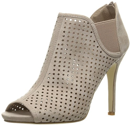 Madden Girl Women's Ranked Ankle Bootie