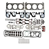 head gaskets pontiac - HSD1865_HBD1865_1996-2005 Chevrolet/Pontiac/Buick/Oldsmobile 3.1L/3.4L V6 VIN Code E Graphite Head Gasket Set & Bolts