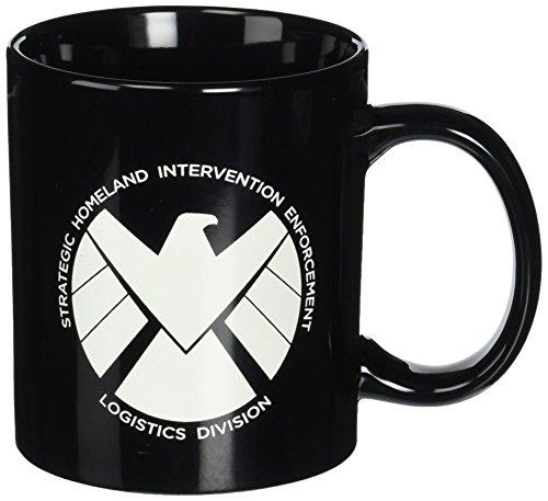 shield marvel mug - 1