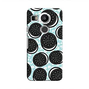 Cover It Up - Oreos Nexus 5XHard Case
