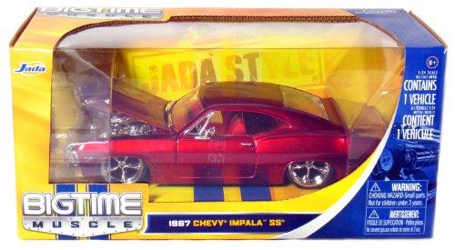 1967 Chevy Impala SS Hardtop 1:24 Scale (Impala Hardtop)