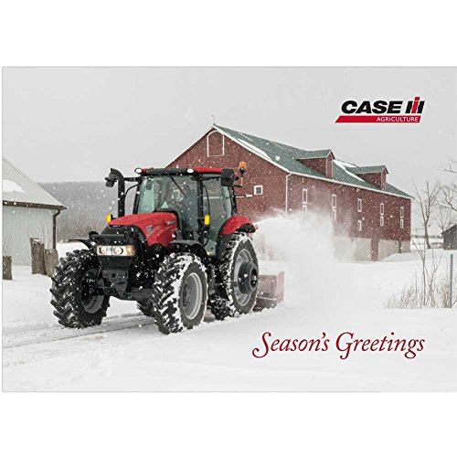 toy tractor with snow blower - 5