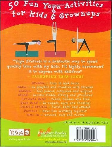 Yoga Pretzels (Yoga Cards): Tara Guber, Leah Kalish, Sophie Fatus ...