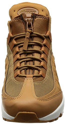 Nike ale sail SNEAKERBOOT MAX 95 AIR Flax Brown Flax rw8Yqr5x
