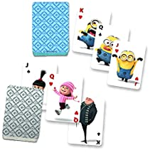 Despicable Me - 2 Decks of Playing Cards Tin