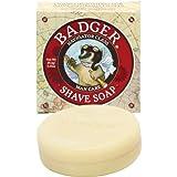 Badger Balms Shave Soap 89.3 Grams