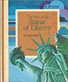 Front cover for the book The Story of the Statue of Liberty by Natalie Miller