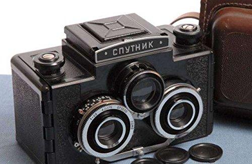 Buy vintage twin lens camera