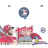 2018 Topps Series 2 Baseball MASSIVE 24 Pack Retail Box with 288 Cards! Loaded with Rookies & Inserts! Look for ROOKIES, AUTOGRAPHS & RELICS of SHOHEI OHTANI, Gleyber Torres, Ronald Acuna & More!