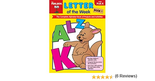 Letter of the Week Book 1: The Mailbox Books Staff, Debbie ...